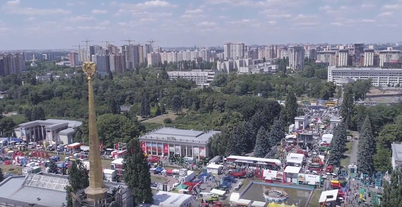 ТМ РЭТА на выставке АГРО 2018 в Киеве